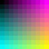 Farben Lizenzfreie Stockfotografie