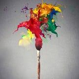 Farben Stockfotografie