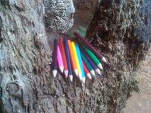 farben Stockbild