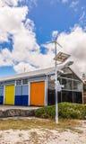Farben: Der Aufbau von Akzenten mit behelfsmäßigem unterzeichnet herein Fremantle Lizenzfreies Stockbild