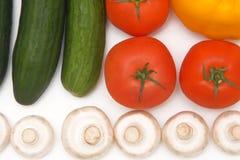 Farben der Gesundheit stockbild