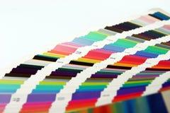Farben der grafischen Kunst Lizenzfreies Stockfoto