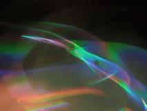 Farben der Leuchte Stockfotografie