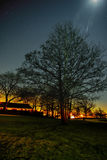Farben der Nacht stockfotos