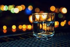 Farben der Nacht Stockfoto