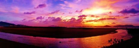 Farben der Natur Stockfoto
