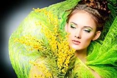 Farben des Frühlinges lizenzfreie stockfotos