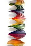 Farben des Lebens #1 Stockfotografie
