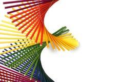 Farben des Lebens #4 Lizenzfreies Stockfoto