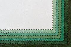 Farben des Leders Lizenzfreies Stockbild