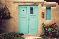 Farben des New Mexiko Stockbilder