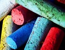 Farben des Regenbogens Stockfotografie
