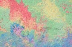 Farben des Regenbogens Lizenzfreie Stockfotografie