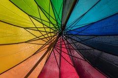 Farben des Regenbogens Lizenzfreie Stockbilder