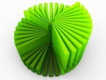 Farben-Diagramm Stockfotografie