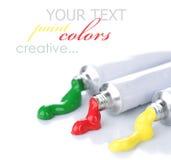 Farben-Lack lizenzfreie stockfotos