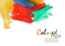 Farben-Lack Stockbilder