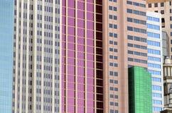 Farben in Las Vegas Lizenzfreies Stockbild