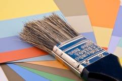 Farben-Muster Stockfotografie