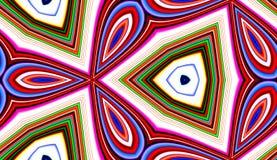 Farben-Muster-Fliese-Muster-Hintergrund 28 Lizenzfreies Stockbild