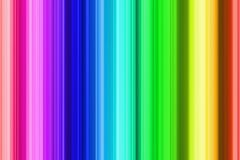 Farben-Spektrum hält Hintergrund ab Lizenzfreie Stockbilder