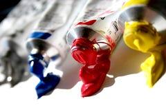 Farben-Streuung Lizenzfreies Stockfoto