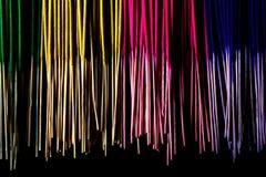 Farben und Gerüche Stockbild