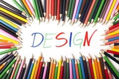Farben und Text Auszug! Stockfotografie