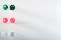 Farben vertikal Stockbilder