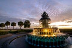 Farben von Charleston 2 stockbild