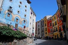 Farben von Cuenca Lizenzfreies Stockfoto