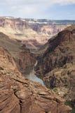 Farben von Grand Canyon Lizenzfreie Stockbilder