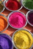 Farben von Indien Lizenzfreie Stockfotografie
