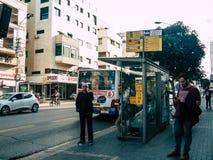 Farben von Israel stockbild