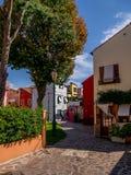 Farben von Italien Stockfotos