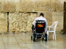 Farben von Jerusalem Stockbild