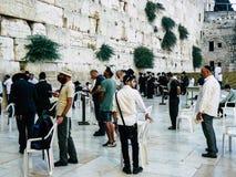 Farben von Jerusalem Stockfotografie