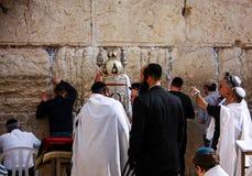 Farben von Jerusalem in Israel Lizenzfreies Stockbild