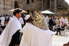 Farben von Jerusalem in Israel Lizenzfreies Stockfoto