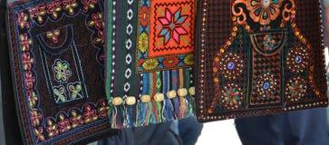 Farben von Mazedonien Lizenzfreie Stockfotos