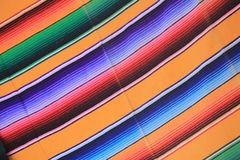 Farben von Mexiko lizenzfreies stockfoto