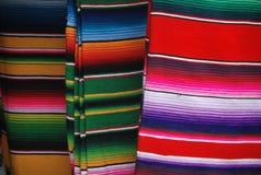 Farben von Mexiko Stockfotografie