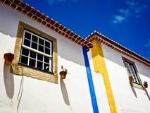 Farben von Portugal Stockbilder