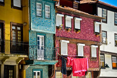 Farben von Portugal Stockbild