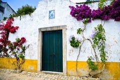 Farben von Portugal Stockfoto