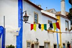 Farben von Portugal Lizenzfreie Stockfotografie