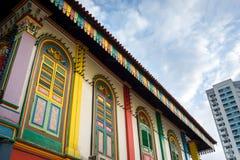 Farben von wenigem Indien Lizenzfreie Stockbilder