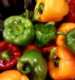 Farben zu essen Lizenzfreies Stockfoto