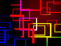 Farbenabbildung vektor abbildung