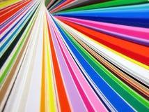 Farbenanleitung Lizenzfreie Stockfotografie